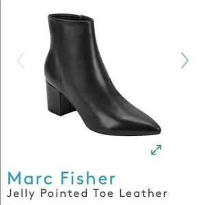 Ankle boots Mark Fisher